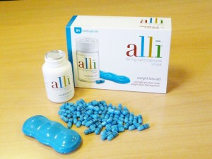 How to take orlistat