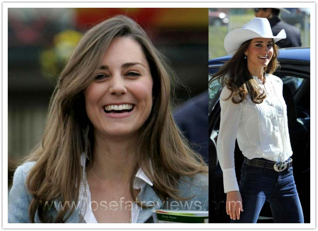 Another Kate Middleton Before And After Weight Loss Pic