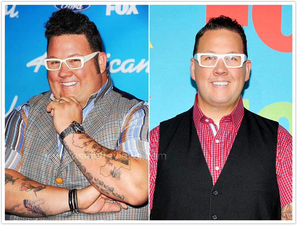 graham elliot weight loss success