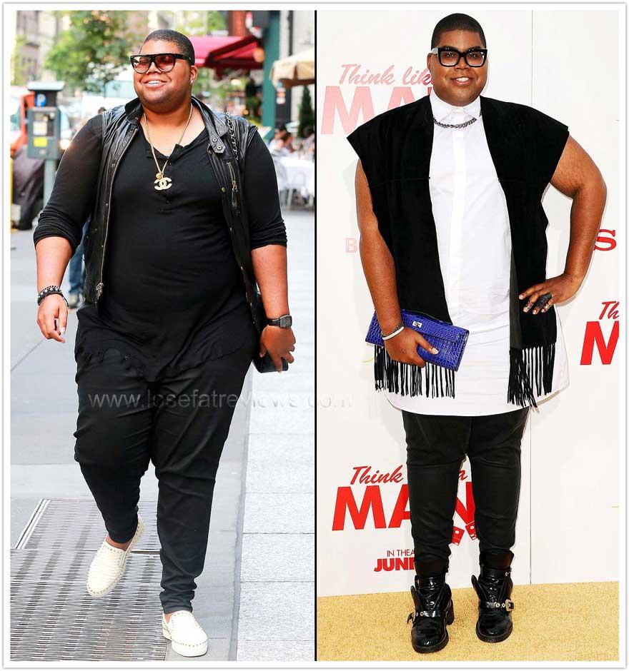 EJ Johnson Weight Loss