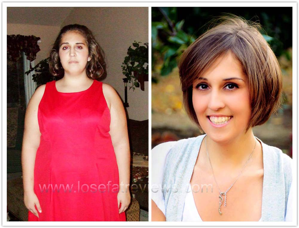 Great weight loss success