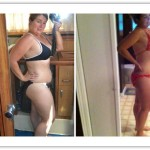 Before After Weight Loss Goal!